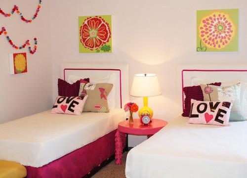 fun tween teen girls room