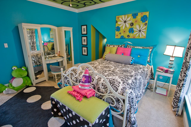 funky kids bedroom traditional kids little rock by 3wire funky kids bedroom nola designs funky - Funky Bedroom Design
