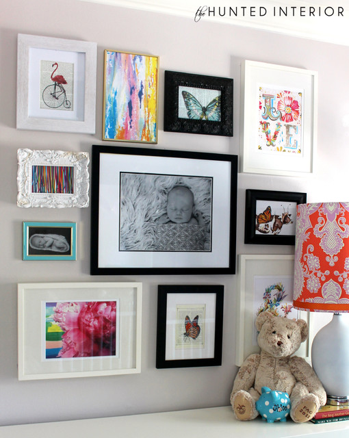 Gallery Wall contemporary kids