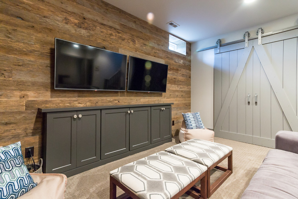 Game Room Entertainment Center In West, Entertainment Walls Furniture