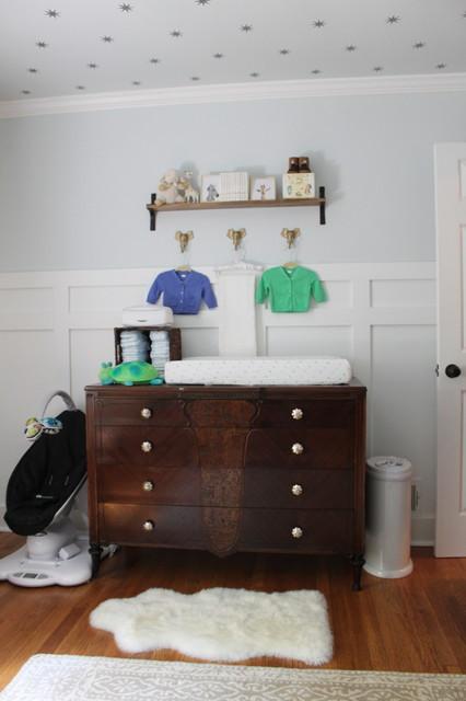 Gender Neutral Nursery eclectic-kids