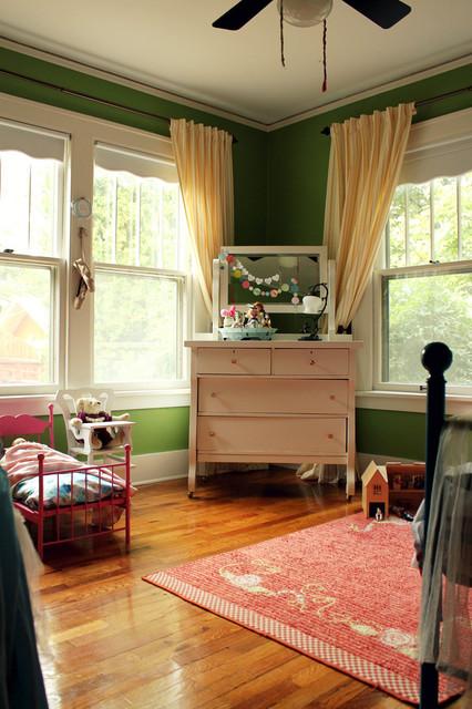 Gia's Room eclectic-kids