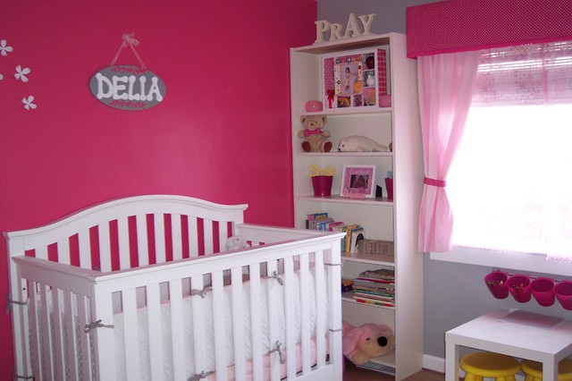Girl Bedroom contemporary-kids