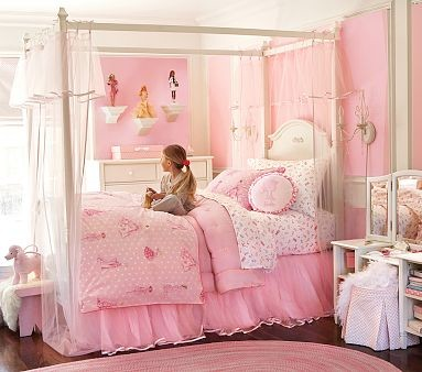 Girl Bedroom traditional kids