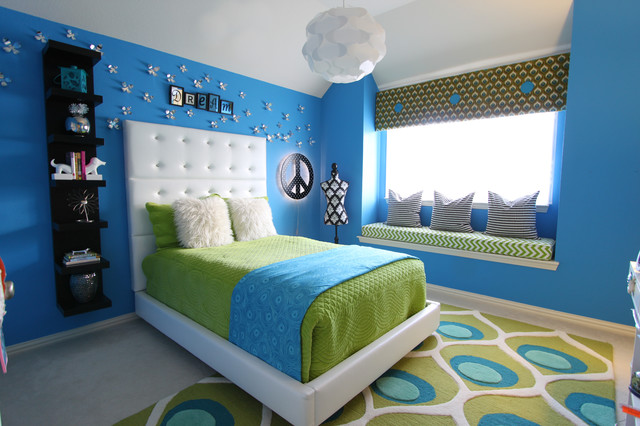 Girl's Room contemporary-kids