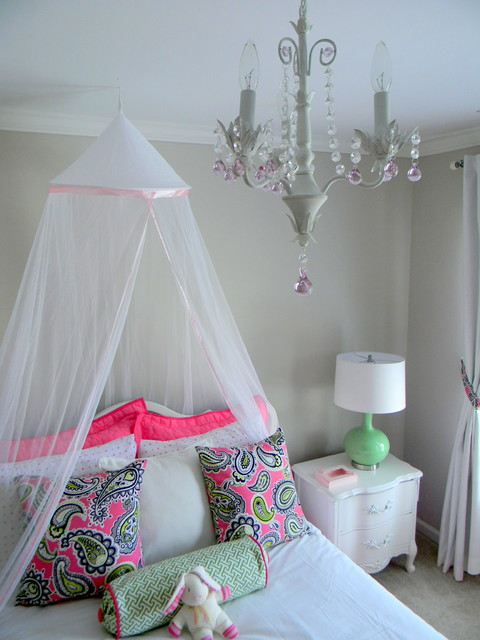 GIRL'S ROOM: IF YOU LOVE PAISLEY + PINK rustic-kids