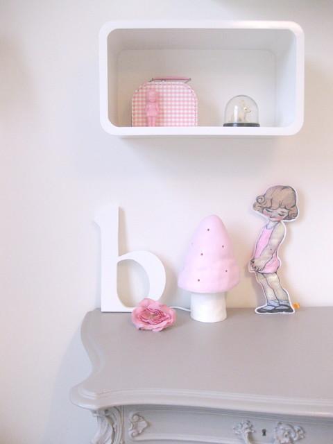 Girl's Room eclectic-kids