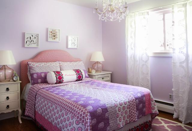 Girl's Room traditional-kids