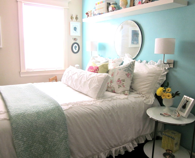 Girls Bedroom eclectic kids