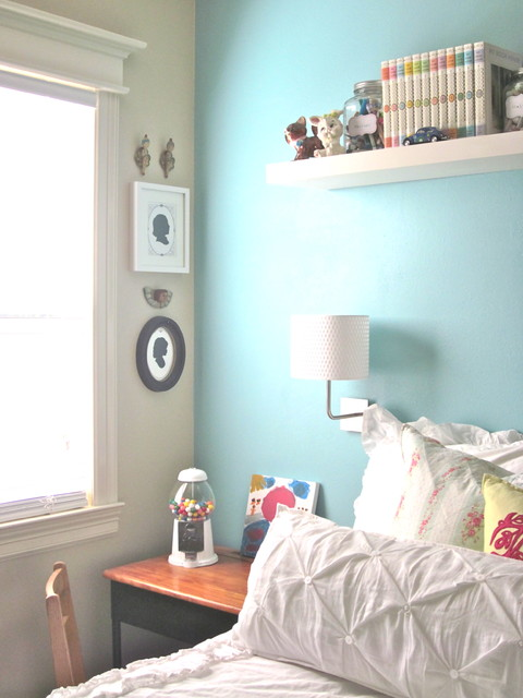 Girls Bedroom eclectic-kids