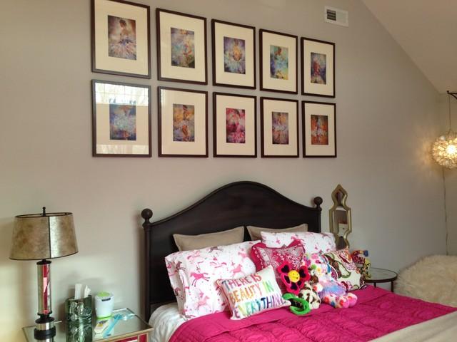 Girls bedroom for Rooms 4 kids chicago