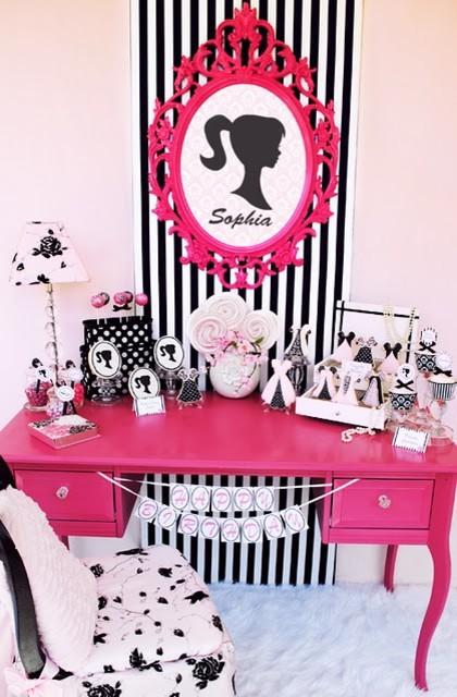 Girls Room eclectic-kids