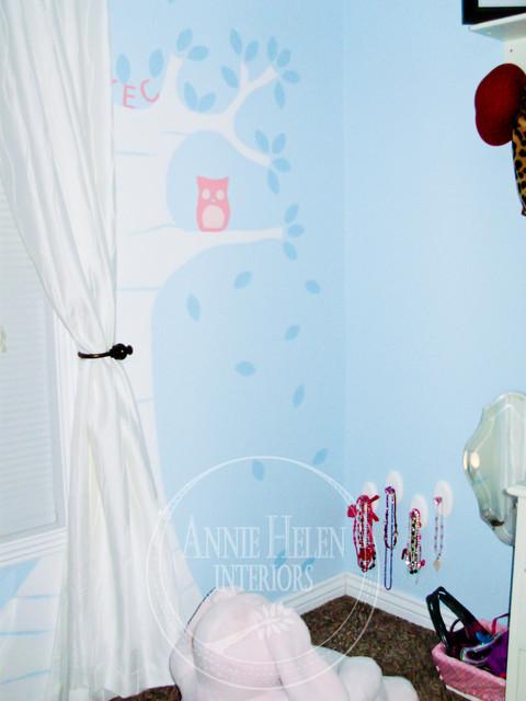 Girly & Vintage Bedroom - Contemporary - Kids - Portland ...