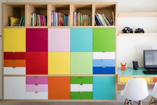 Így segíthetnek a színek a rend megtartásában
