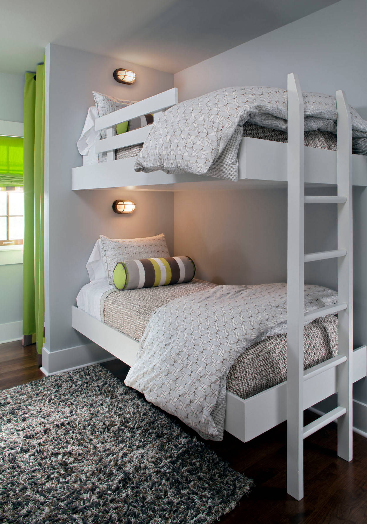 Floating Bunk Bed Houzz