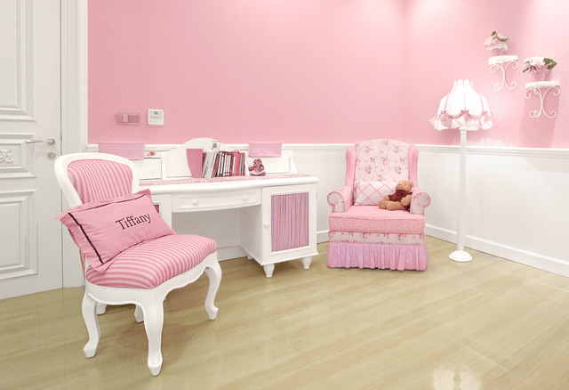 GREAT DESIGN FOR KIDS ROOM by Marie Clausen traditional-kids