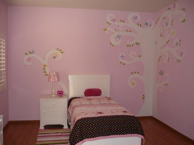 Habitacion para ni a contempor neo dormitorio infantil for Aplicaciones para disenar habitaciones