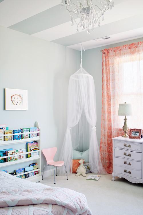 Mit Streifen An Der Decke Lässt Sich Ein Außergewöhnlicher Blickfang Im  Kinderzimmer Gestalten. Falls Sie Für Diese Idee Professionelle  Unterstützung ...
