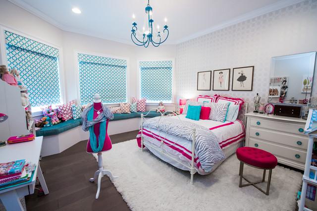 Hamptons in Boca - Eclectic - Kids - Miami - by Nikki Levy Interiors