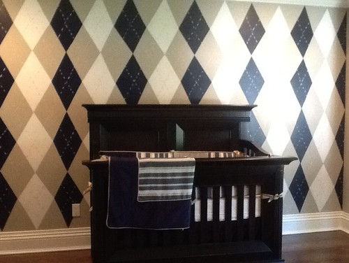 Harlequin nursery