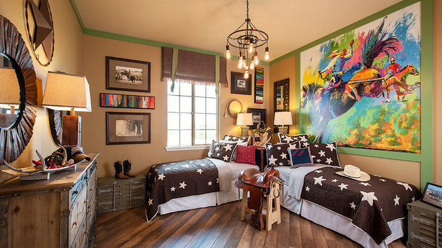 Hastings Farms Cowboy Kids Room Rustic Kids Phoenix