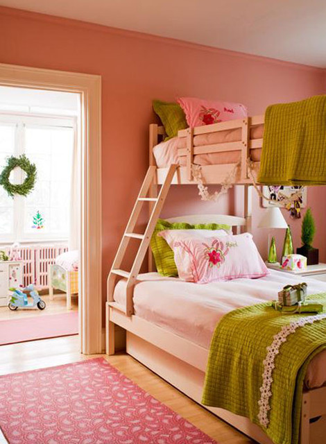 Have Your Kids Double Up and Create a Playroom | Apartment Therapy Ohdeedoh kids