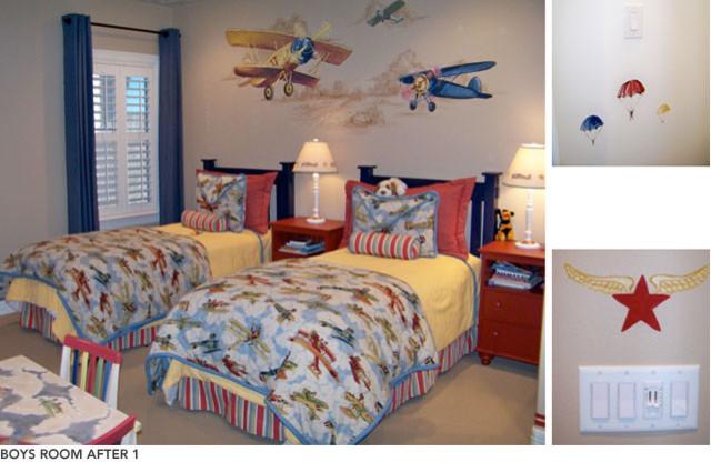 Heather Scott Home&Design traditional-kids