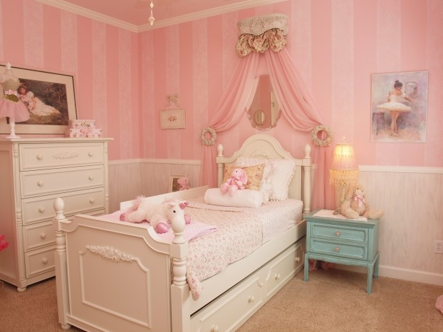Heavenly Haus Interiors traditional-kids