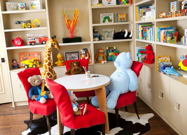 Highland Park Estate contemporary-kids