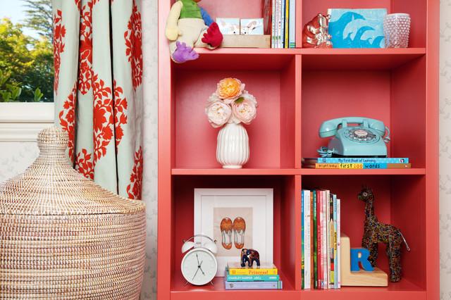 Hillsborough Residence I eclectic-kids