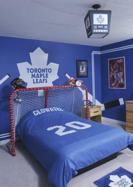 Hockey Time! contemporary-kids