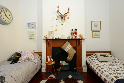 Eclectic Kids Christmas on Houzz.com