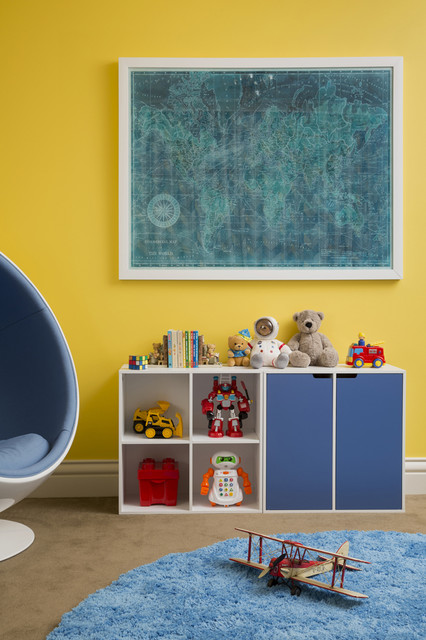 Chambre Deco Hollywood : Hollywood with a twist contemporain chambre d enfant