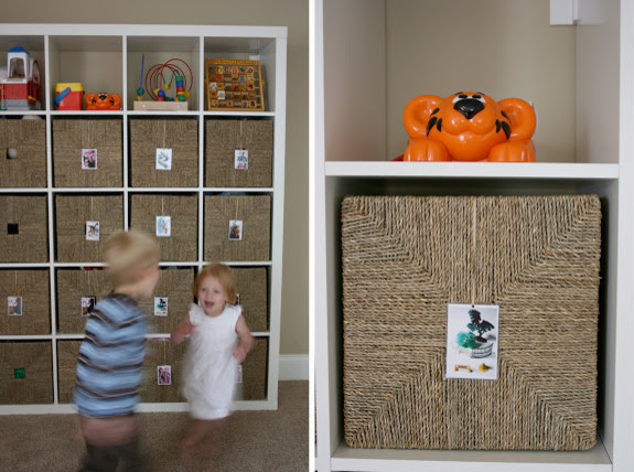 How To Organize Small Toys For Little Children