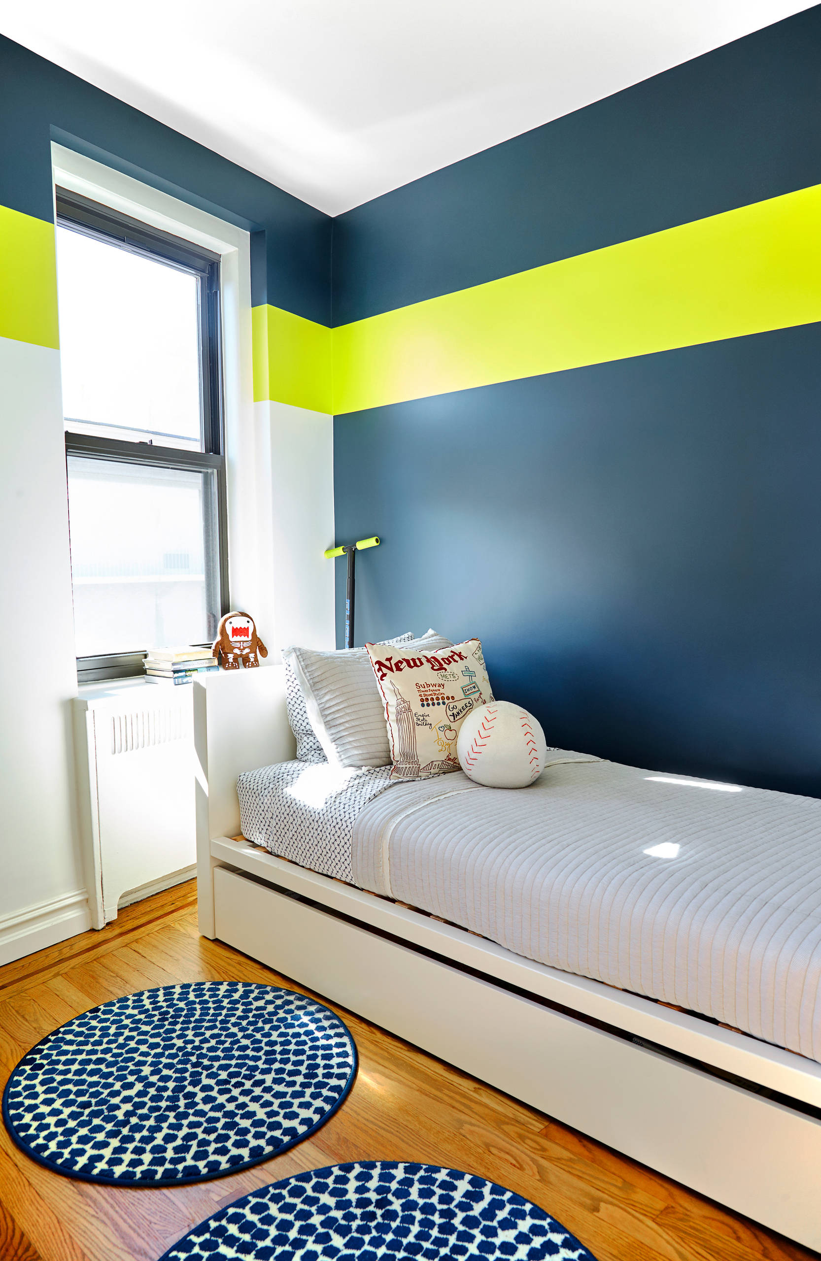 75 Beautiful Kids Room Pictures Ideas Color Blue April 2021 Houzz