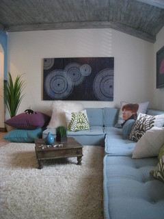 Iconic Sofa Reproduced Contemporary Kids Montreal By Wow Great Place