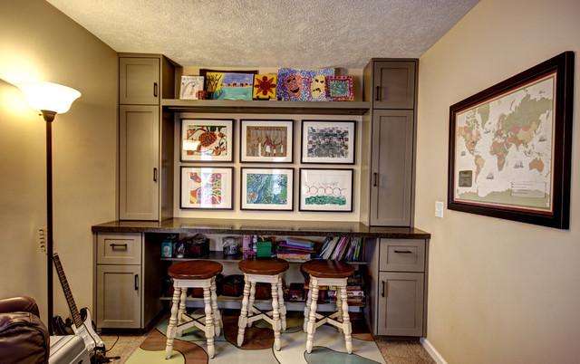 Interior Photos eclectic-kids