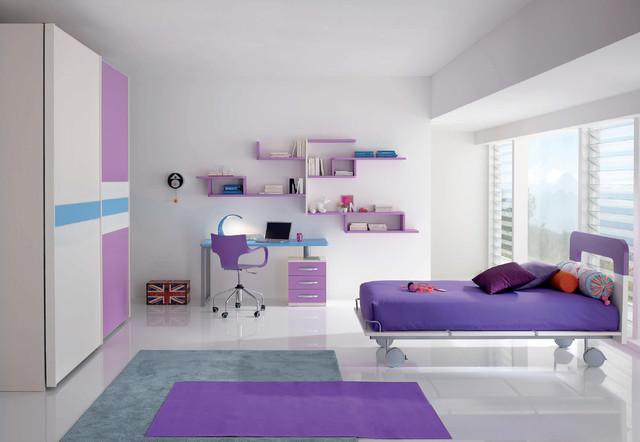 Italian Kids Bedroom Set Web 04 By Spar Umodstyle Com Modern