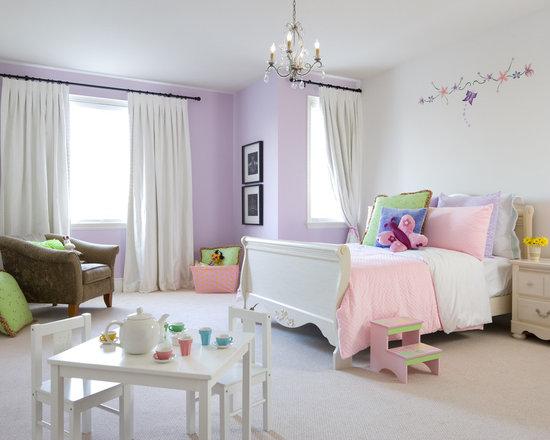 light purple rooms