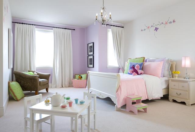 """Jane Lockhart Interior Design, Kylemore Model Home """"Dublin"""" traditional-kids"""