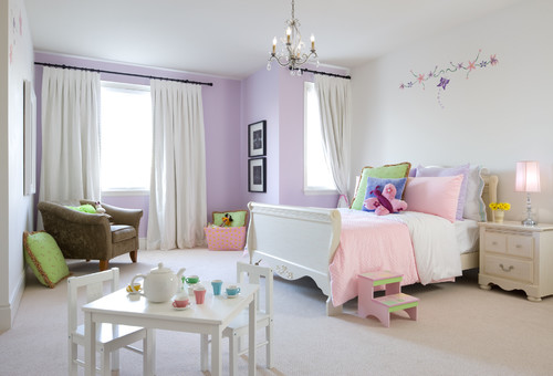 remodelaholic | tips for choosing paint colors for children's rooms