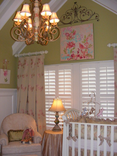 Jennifer Reynolds Interiors traditional-kids