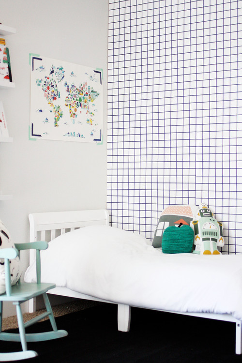 How to get a Modern Boy's bedroom on ConfettiHype.com
