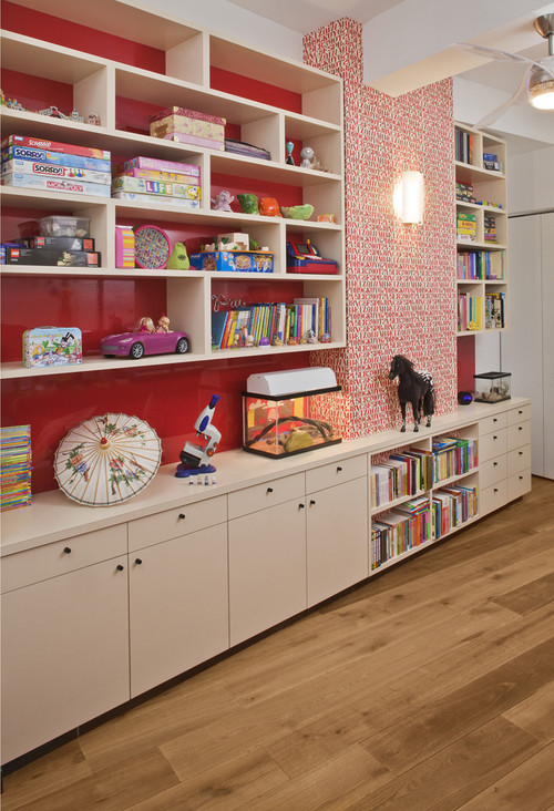 John Street Residence contemporary kids