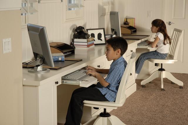 Joni Koenig Interiors traditional-kids