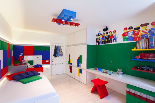 Kalkan Dublex Apartment/Suadiye Custom Made Lego Room