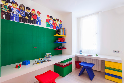 Can You Please Tell Me Where You Get The Lego Wall Stickers From Pls