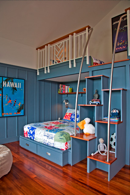Kauai Living - Tropical - Kids - Hawaii - by De Jesus Architecture & Design