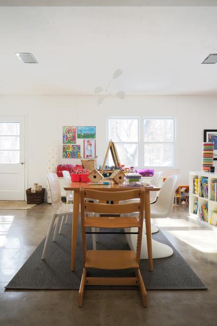 Kellogg moderne chambre d 39 enfant minneapolis par d o - Chambre d enfant moderne ...