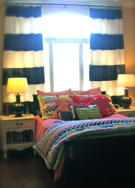Kelly lokey eclectic kids austin by tucker design for 11 year old bedroom designs